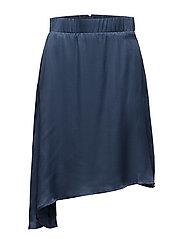 Slip Skirt - BLUE