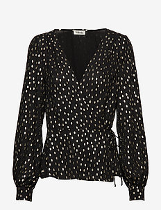 SINCE BLOUSE - BLACK