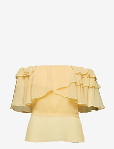 SALMA TOP - YELLOW