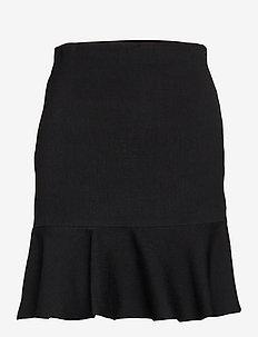 NATTY - korte nederdele - noir