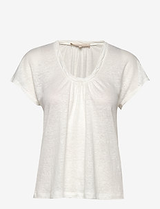 NICKIE - getrickte tops & t-shirts - ecru