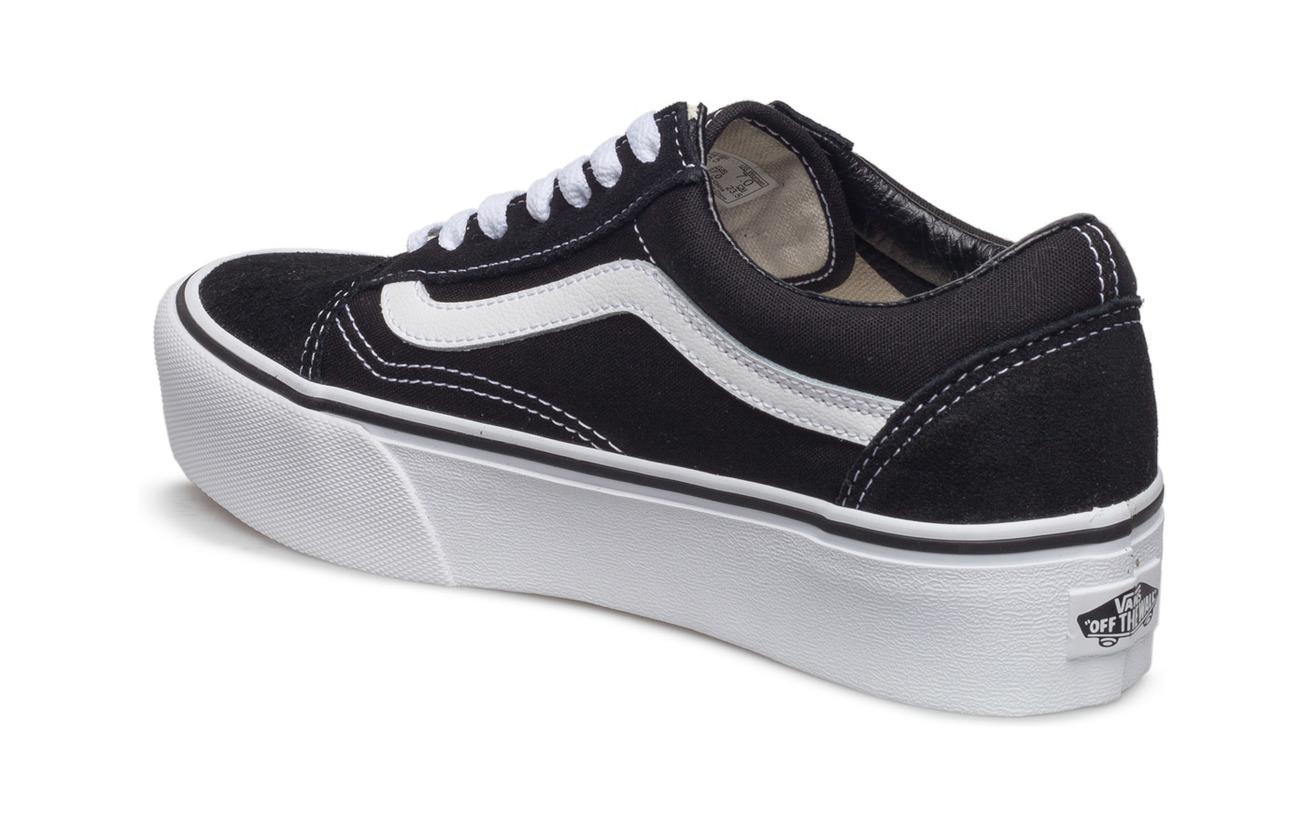 Vans Ua Old Skool Platform - Sneakers