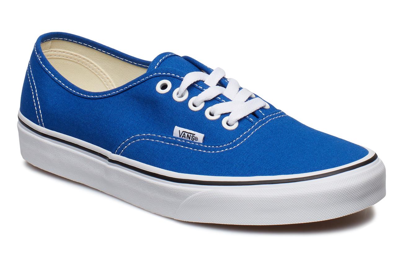 VANS UA Authentic LAPIS BLUE/TR, 10.5, Medium - LAPIS BLUE/TRUE WHITE