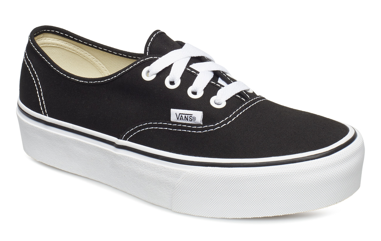 VANS UA Authentic Platform 2.0 - BLACK