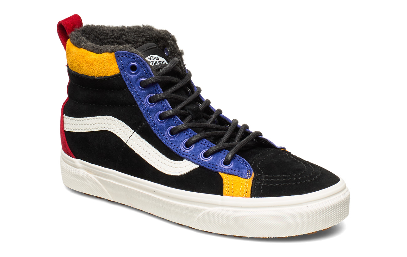 VANS UA SK8-Hi 46 MTE DX - (MTE) BLACK/SURF THE WEB
