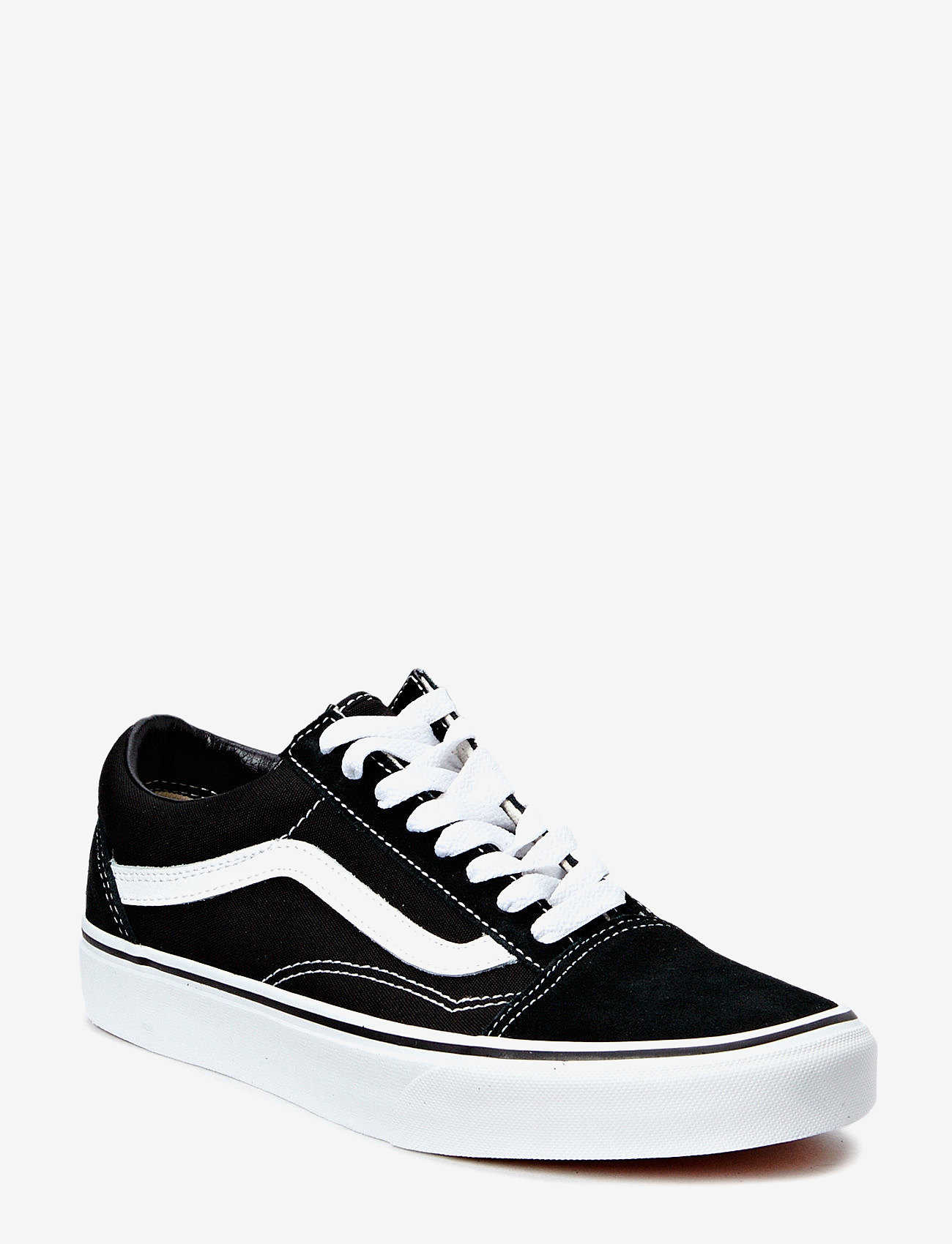 VANS - UA Old Skool - lave sneakers - black/white - 0