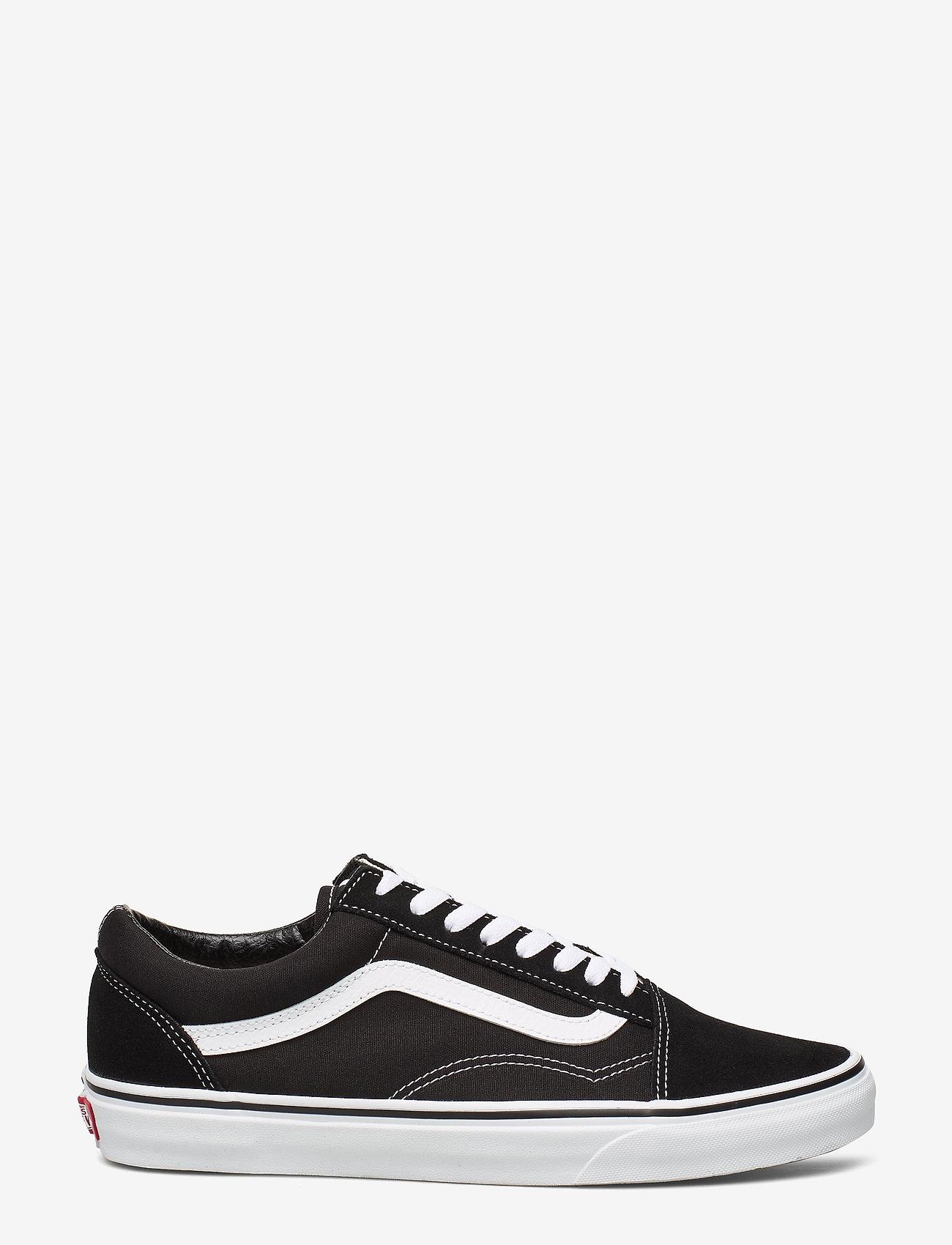 VANS - UA Old Skool - lave sneakers - black/white - 1