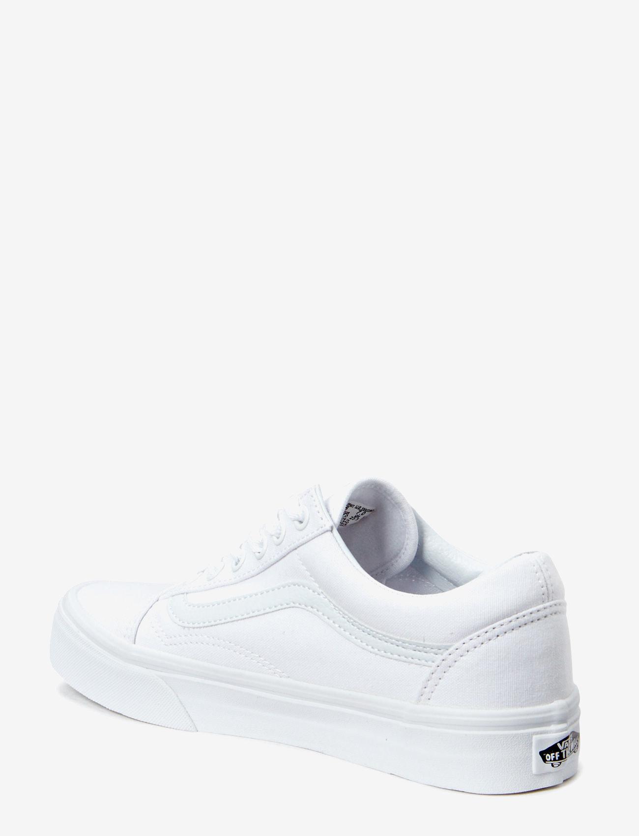 VANS - UA Old Skool - lave sneakers - true white - 1