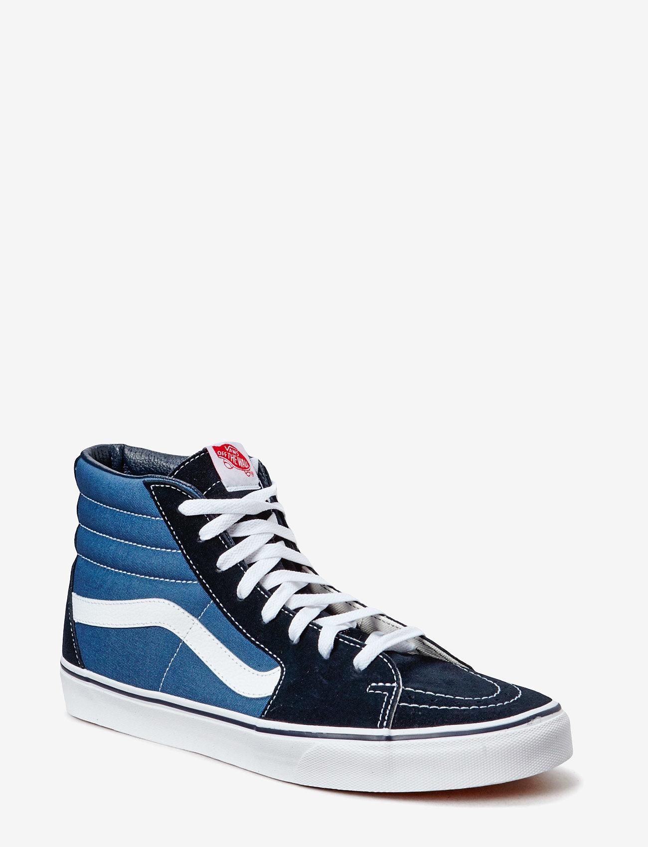 VANS - UA SK8-Hi - hoog sneakers - navy - 0