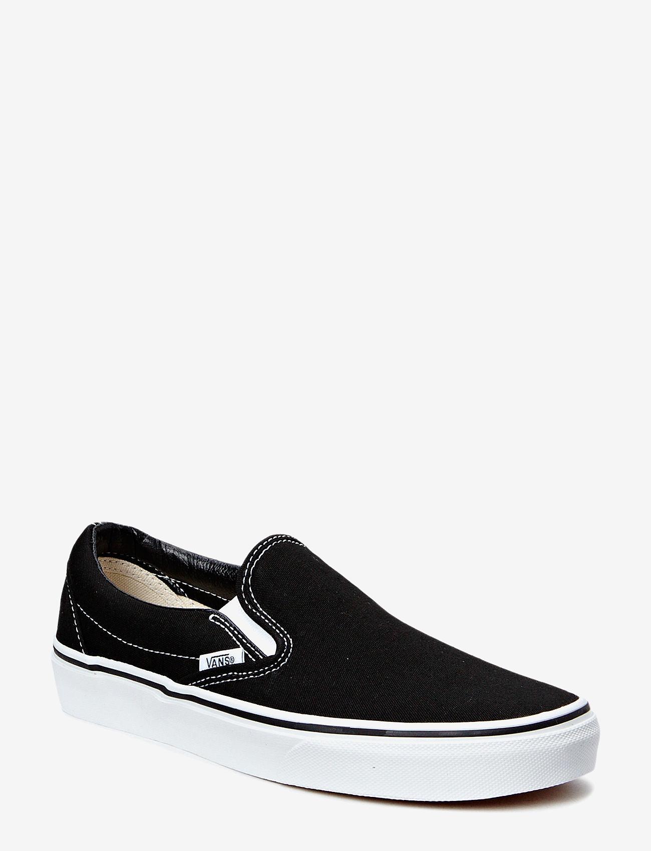 VANS - UA Classic Slip-On - slip-on schoenen - black - 0