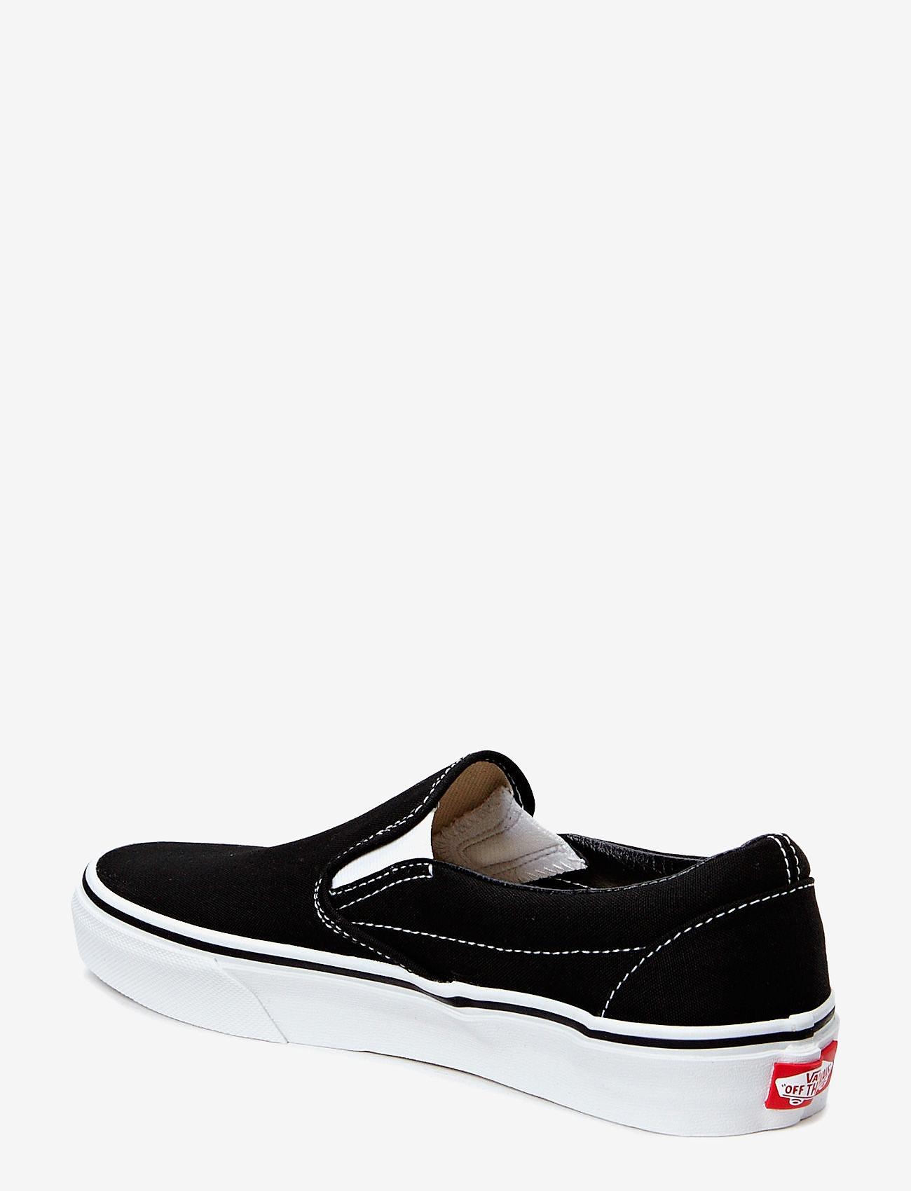 VANS - UA Classic Slip-On - slip-on schoenen - black - 1