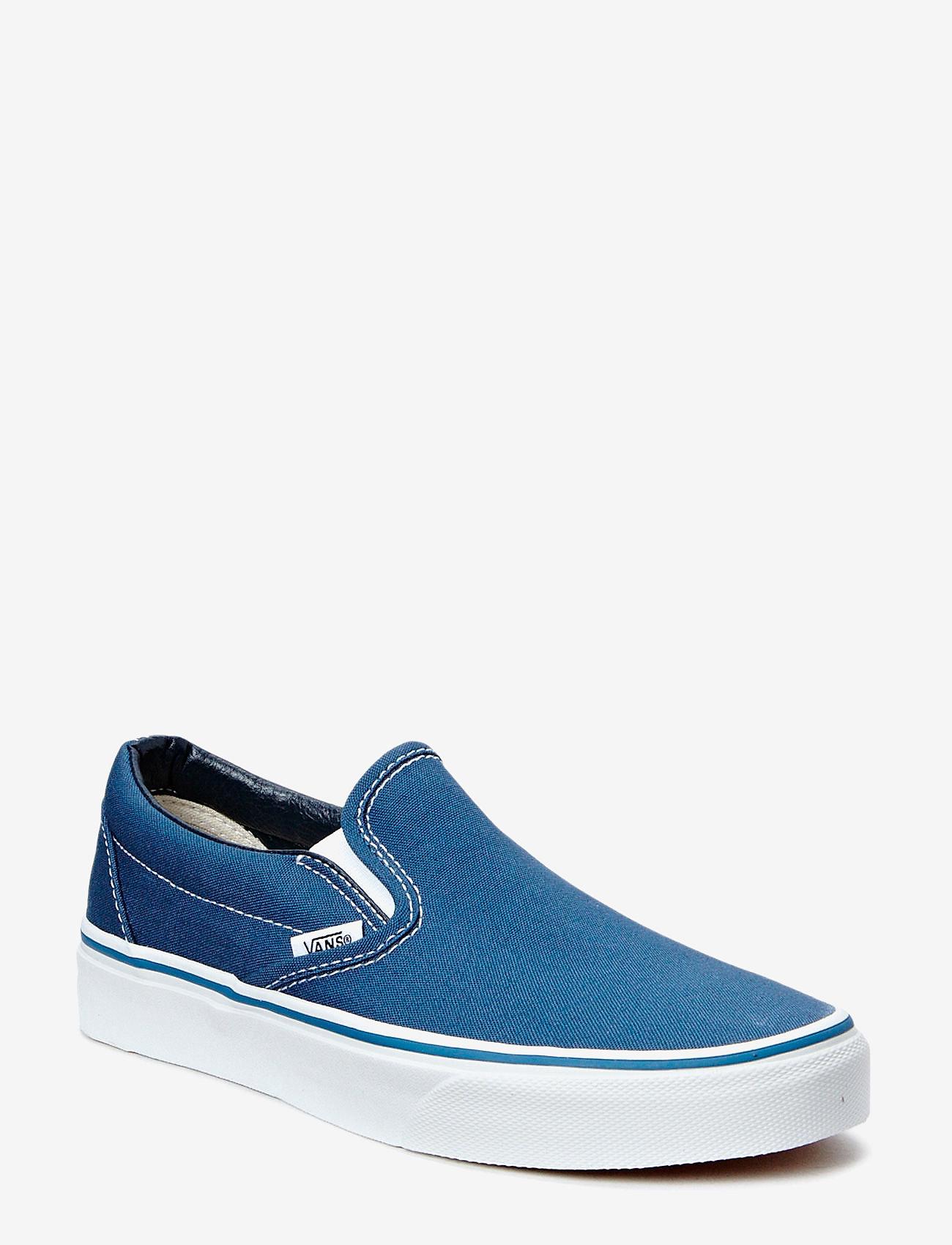 VANS - UA Classic Slip-On - slip-on schoenen - navy - 0