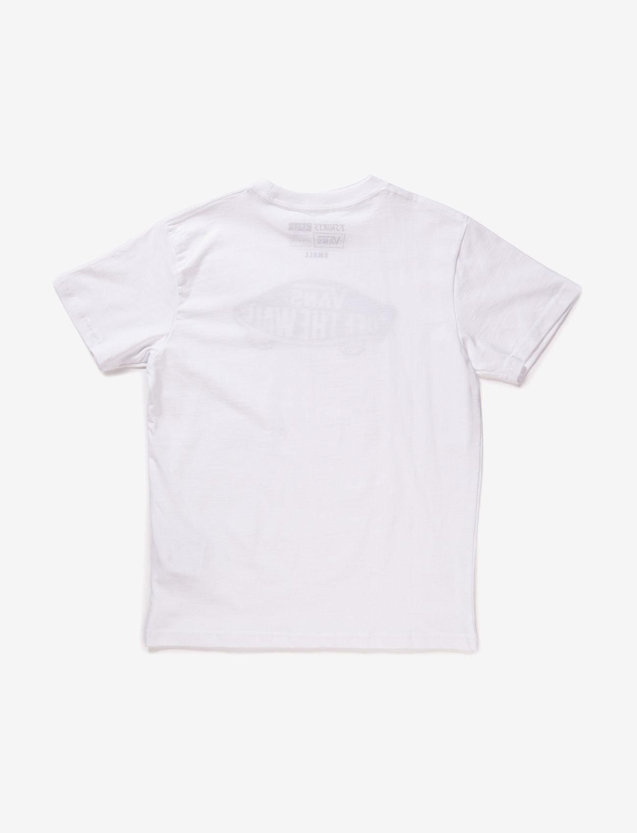 VANS - OTW BOYS - kurzärmelige - white/black - 1