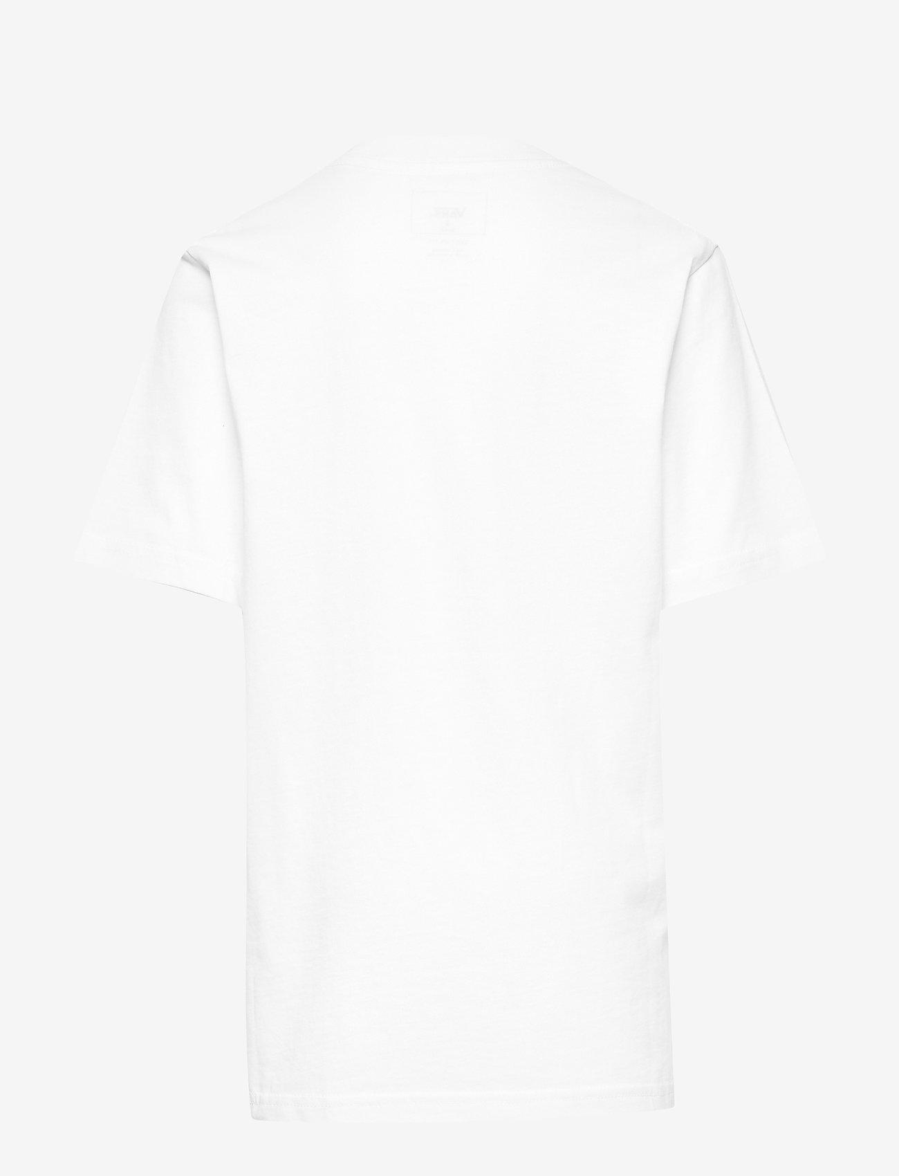 VANS - VANS CLASSIC BOYS - lyhythihaiset - white/black - 1