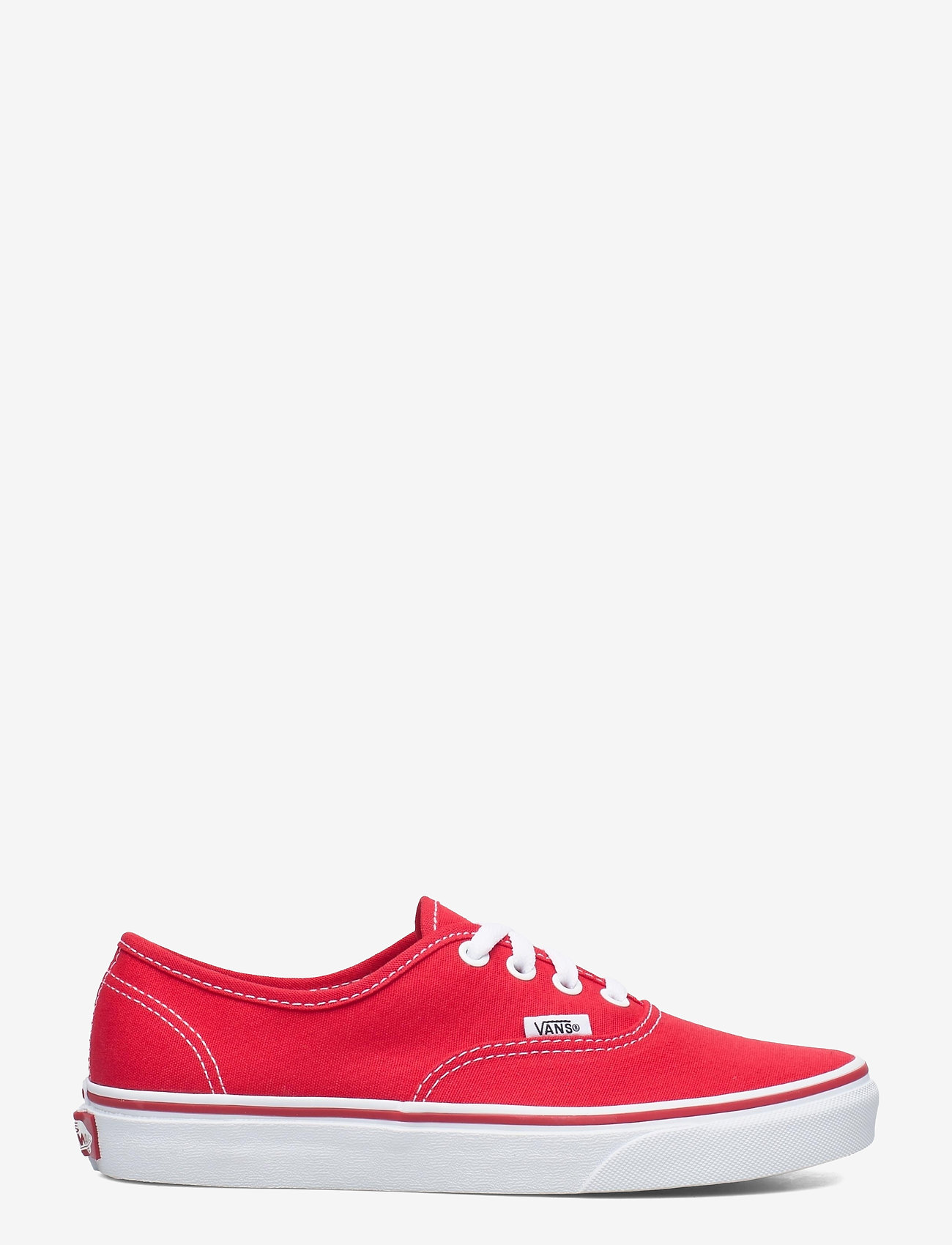 VANS - UA Authentic - laag sneakers - red - 1