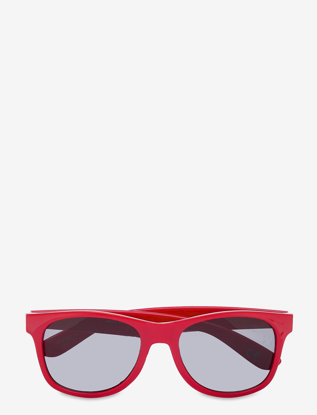VANS - SPICOLI 4 SHADES - d-vormige zonnebril - racing red - 0