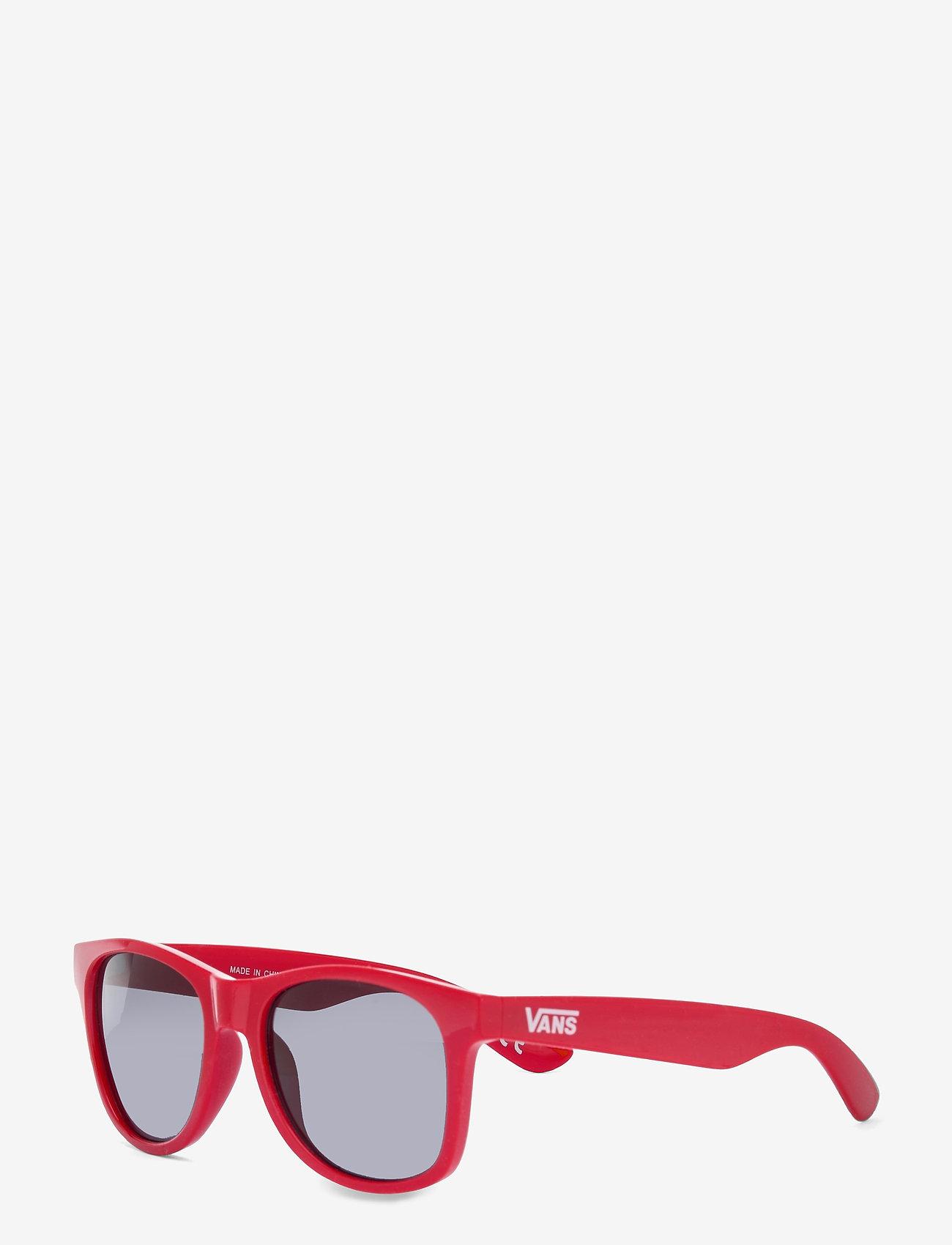 VANS - SPICOLI 4 SHADES - d-vormige zonnebril - racing red - 1