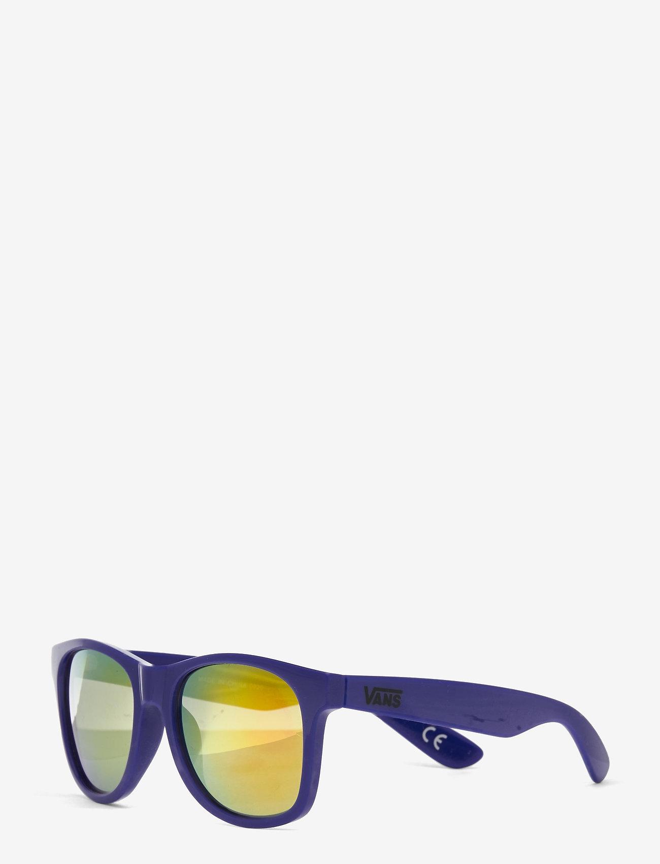 VANS - SPICOLI 4 SHADES - d-vormige zonnebril - spectrum blue - 1