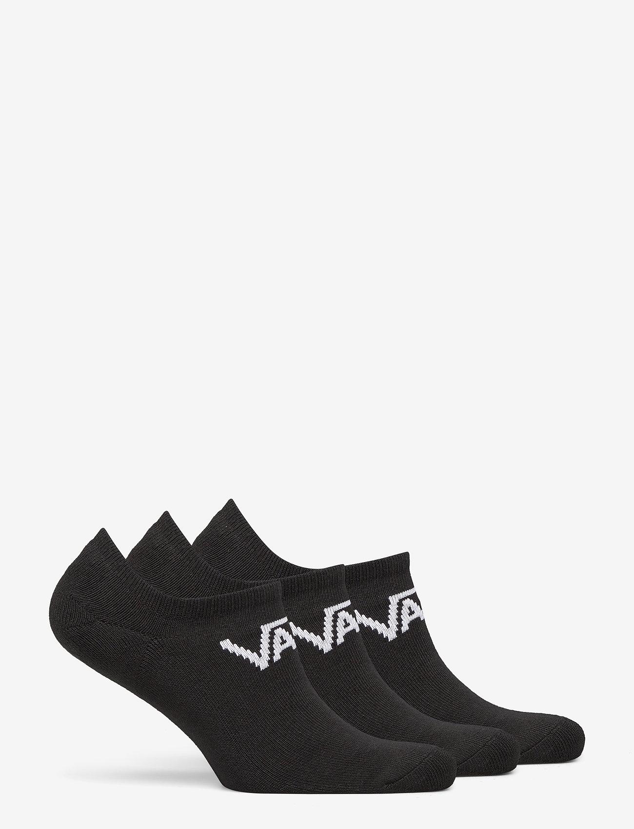VANS - CLASSIC KICK (6.5-9, 3PK) - tennarisukat - black - 1