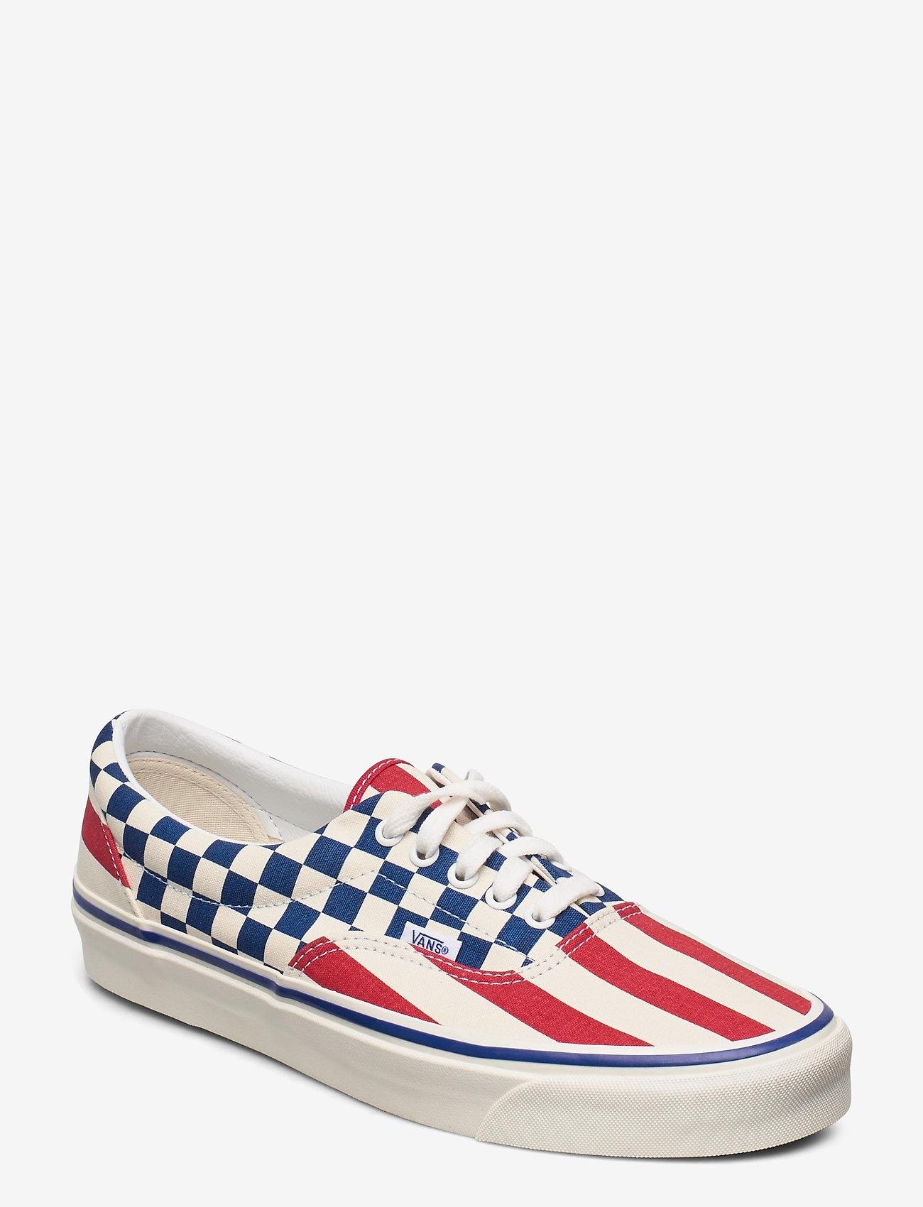 VANS - UA Era 95 DX - laag sneakers - (anhm fcty)ogrdstpsogblck - 1