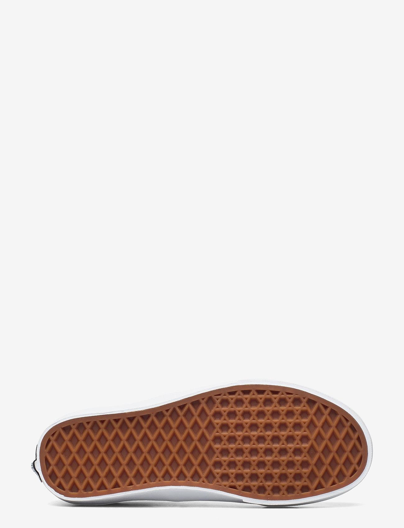 Ua Authentic ((leather) Truewht/truewht) (80 €) - VANS OhxoI