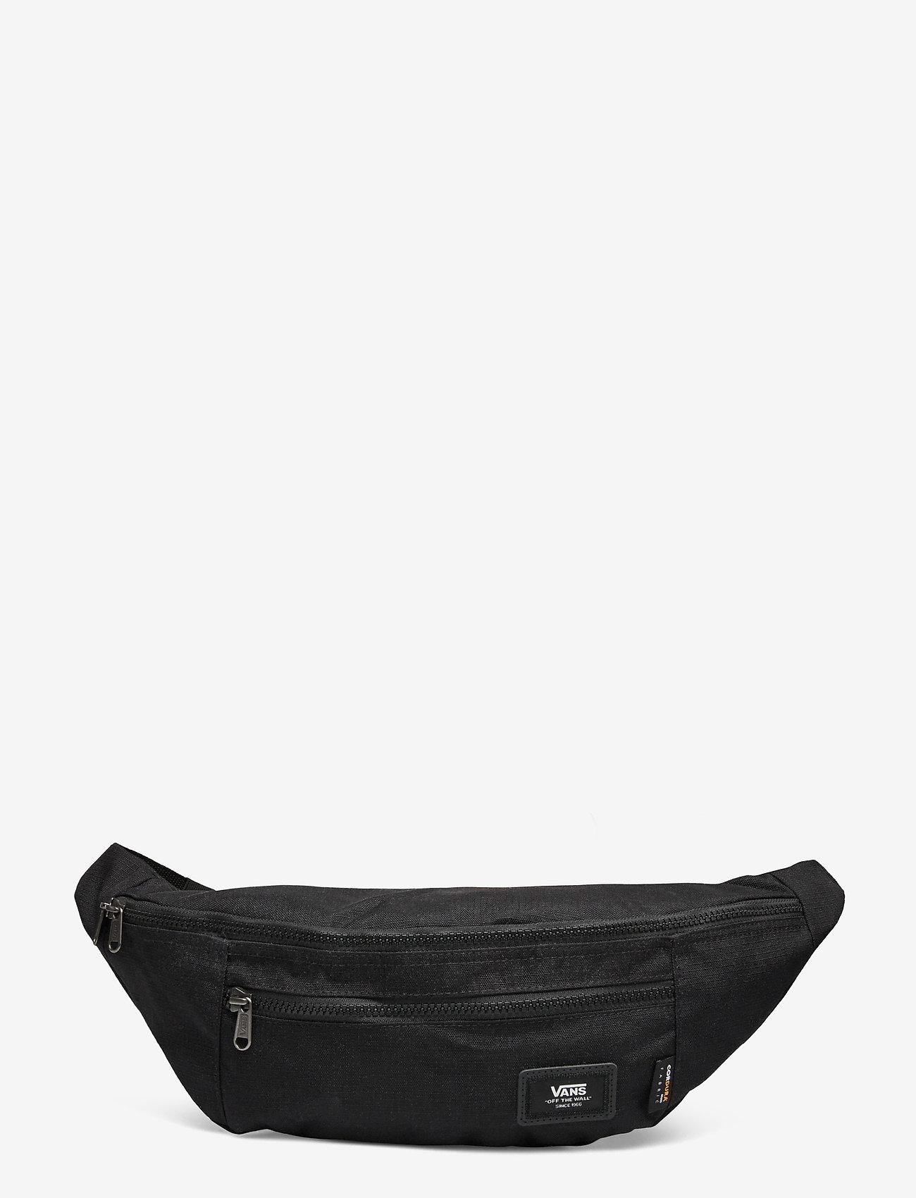 VANS - WARD CROSS BODY PACK - tassen - black ripstop - 0