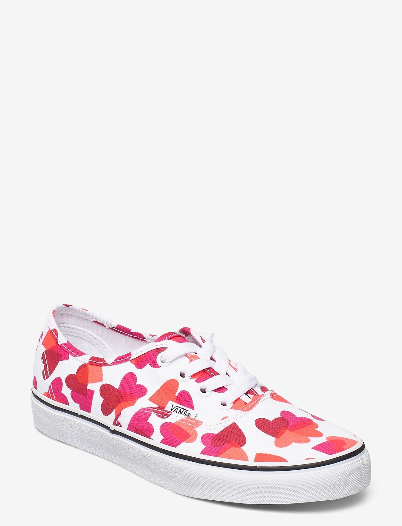 VANS - UA Authentic - lage sneakers - (valntnshrts)trwhtfchsprp - 0