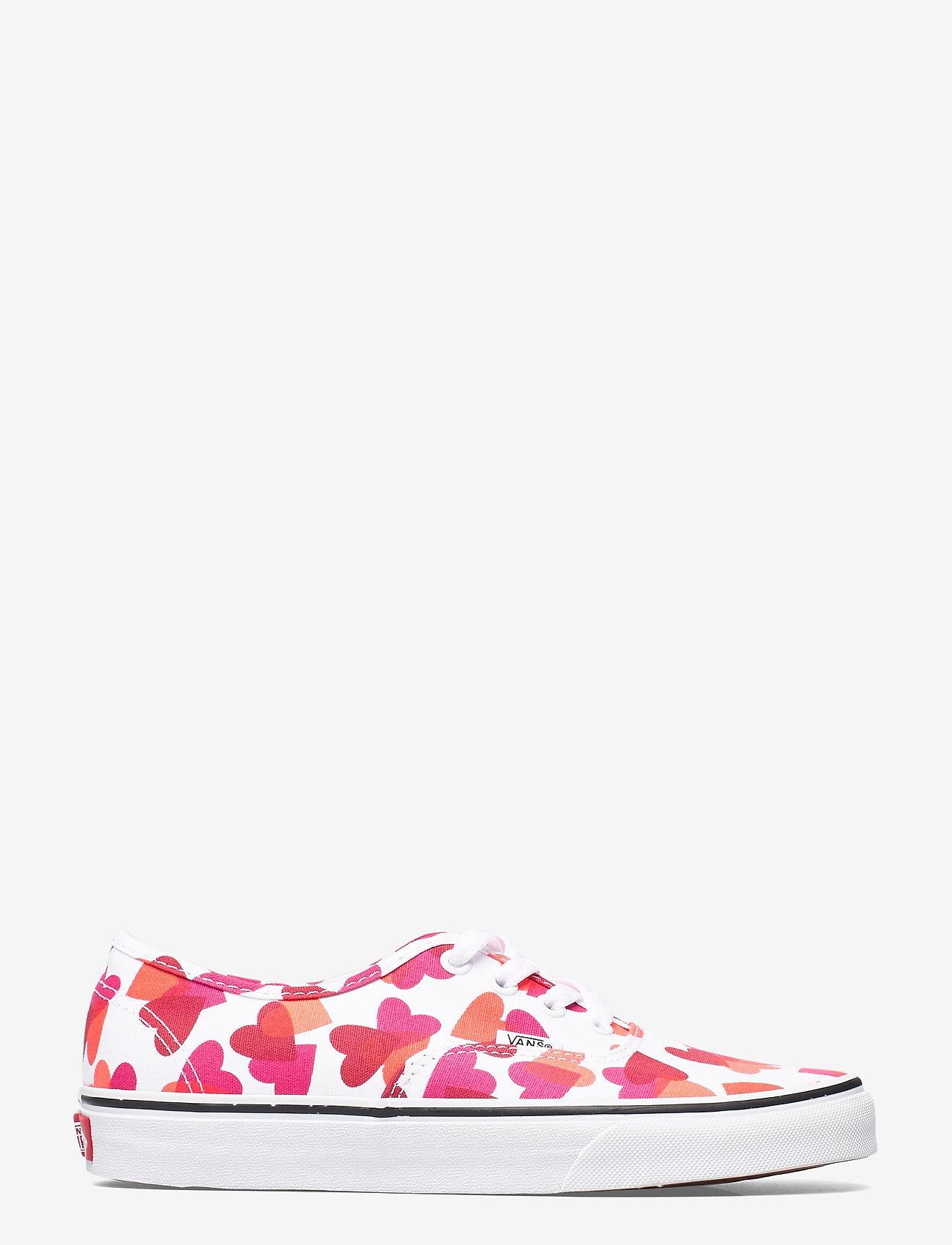 VANS - UA Authentic - lage sneakers - (valntnshrts)trwhtfchsprp - 1