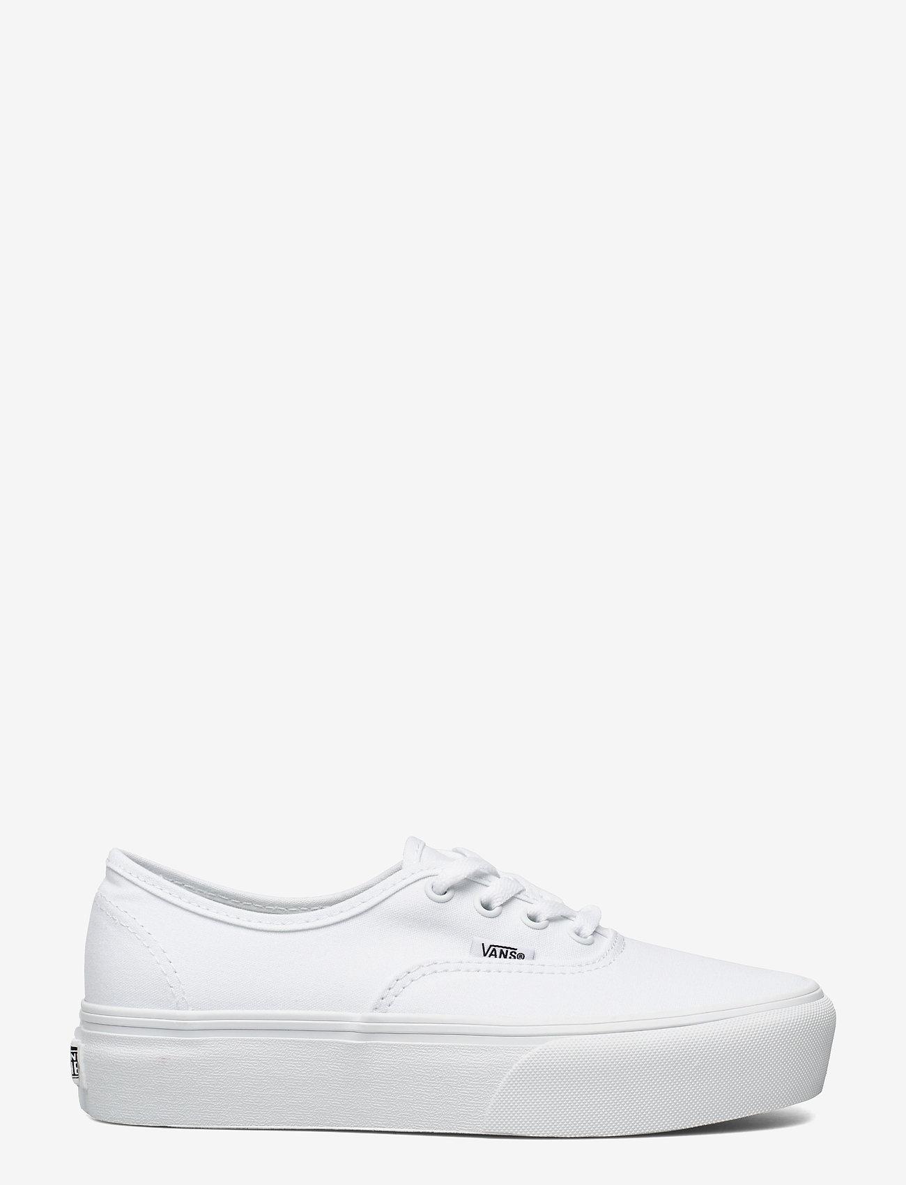 VANS - UA Authentic Platform 2.0 - lage sneakers - true white - 1