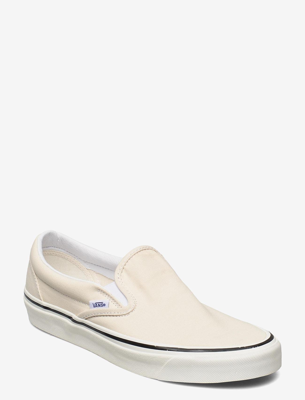 VANS - Shoe Adult Unisex Numeric Wid - slip-on schoenen - (anaheim factory)og white - 0