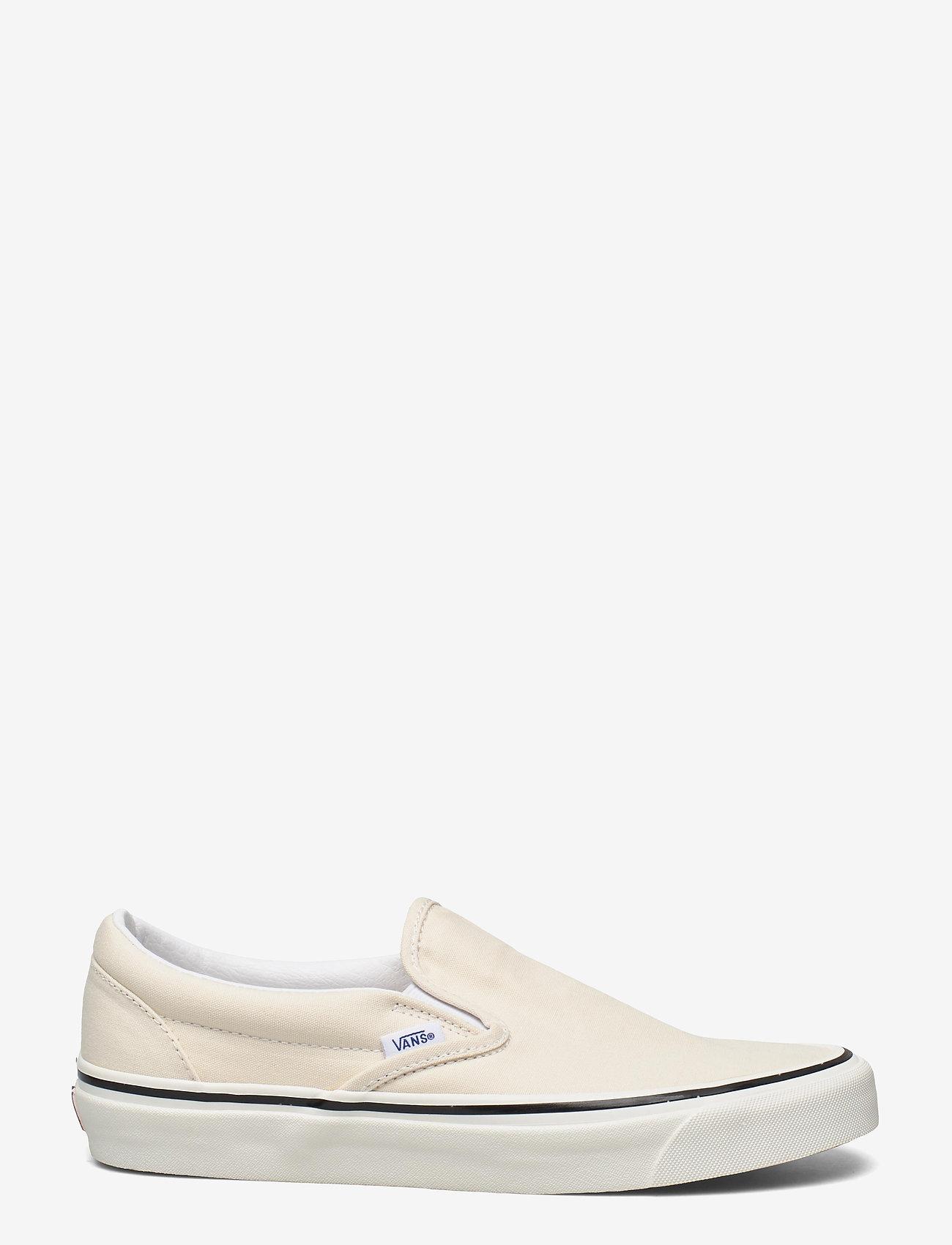 VANS - Shoe Adult Unisex Numeric Wid - slip-on schoenen - (anaheim factory)og white - 1