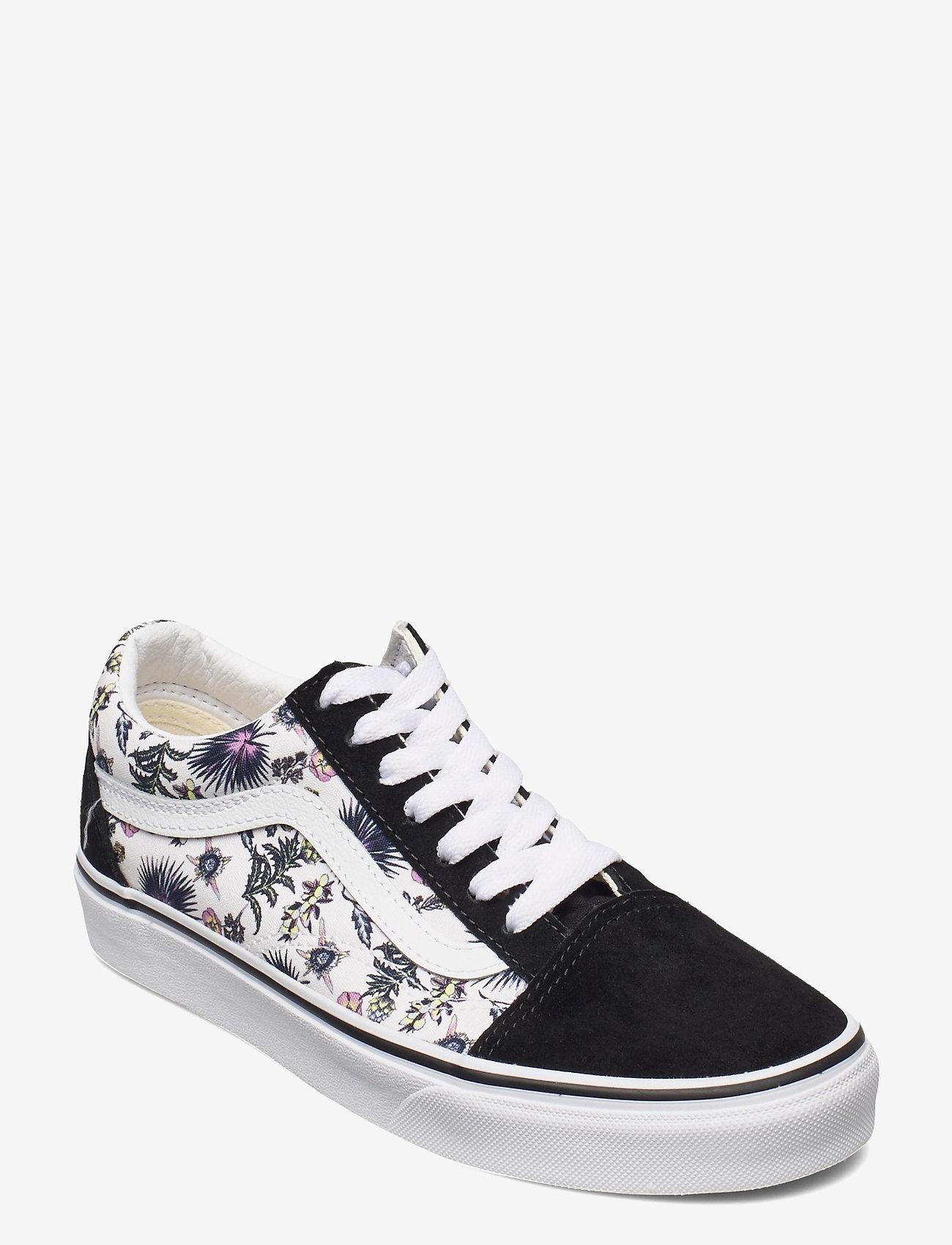 VANS - UA Old Skool - laag sneakers - (paradiseflorl)orchdtrwht - 0