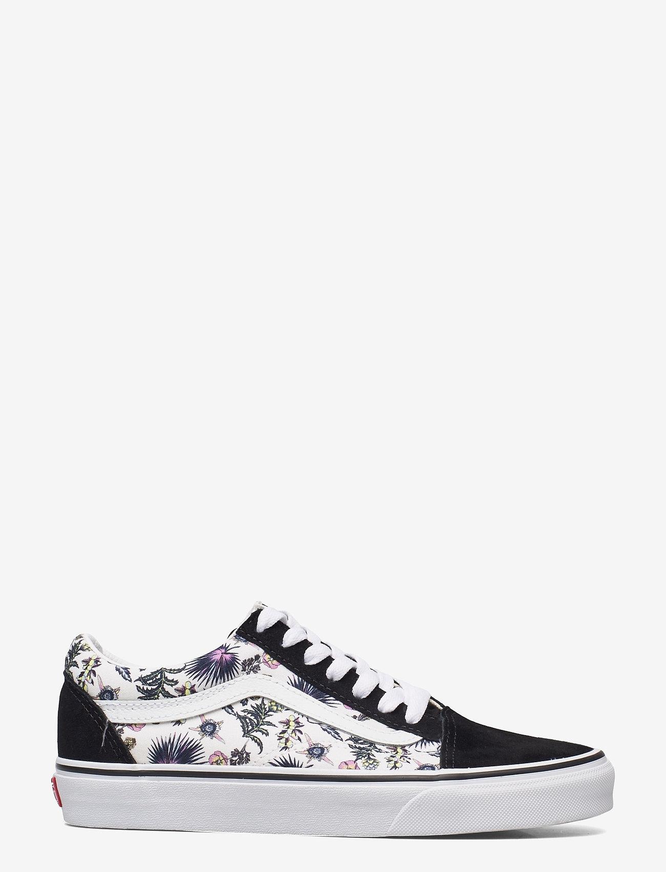 VANS - UA Old Skool - laag sneakers - (paradiseflorl)orchdtrwht - 1