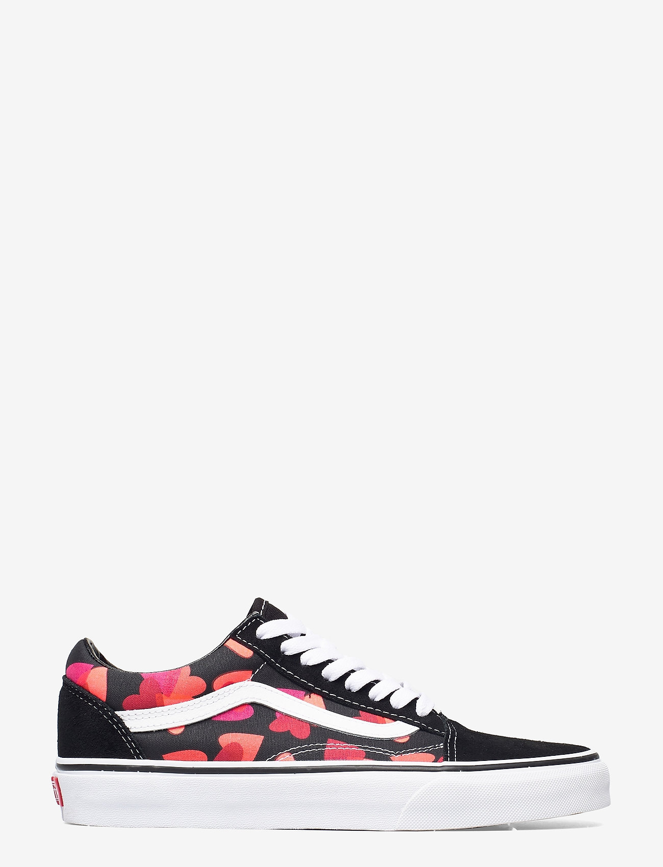 VANS - UA Old Skool - lave sneakers - (valentneshrts)blkfchsprp - 1