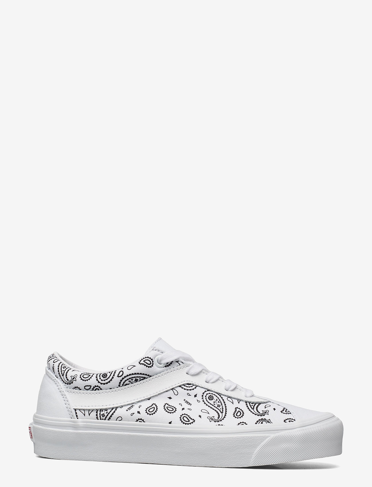 VANS - UA Bold NI - laag sneakers - (paisley)true white/black - 1