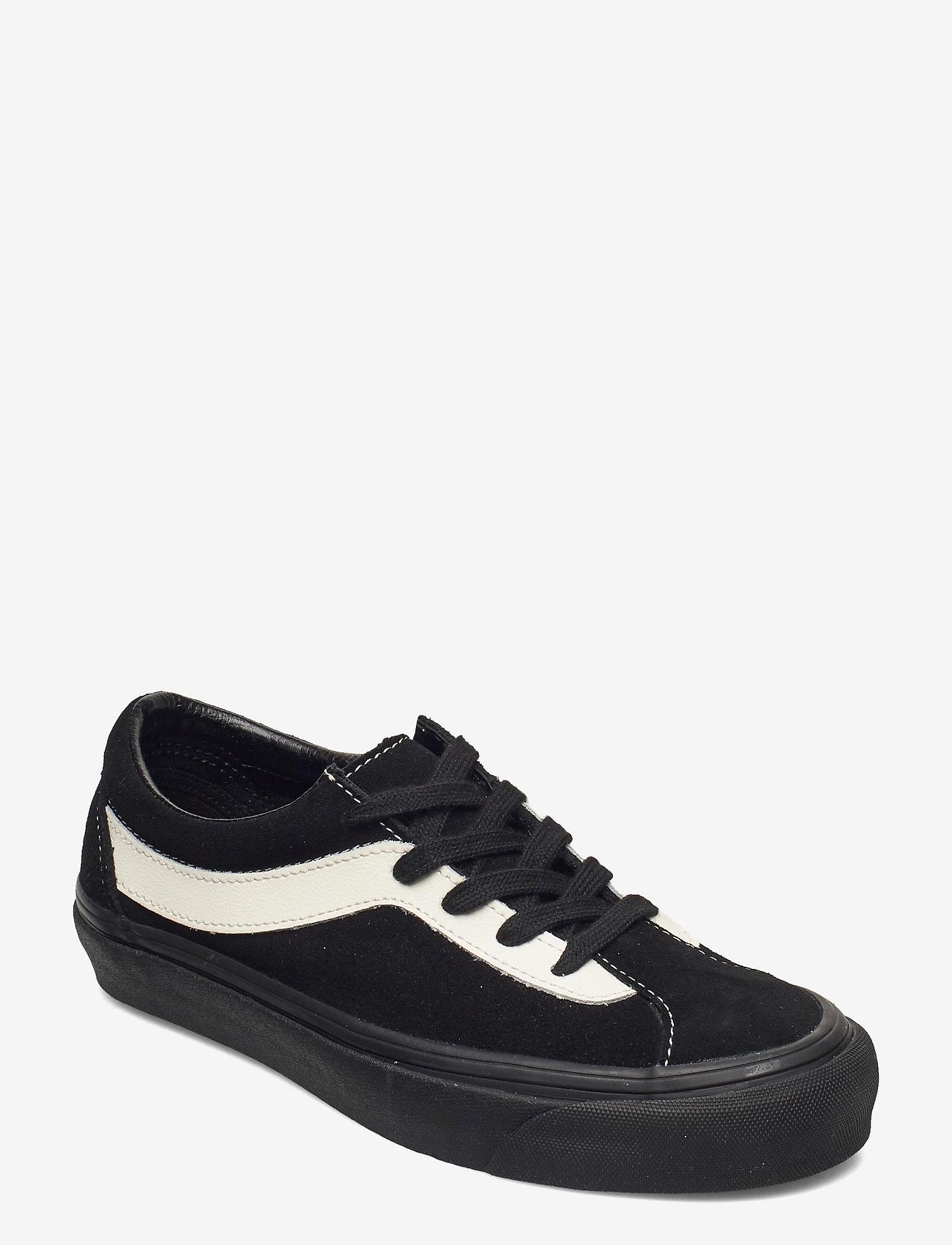 VANS - UA Bold NI - laag sneakers - (suede) black/marshmallow - 0