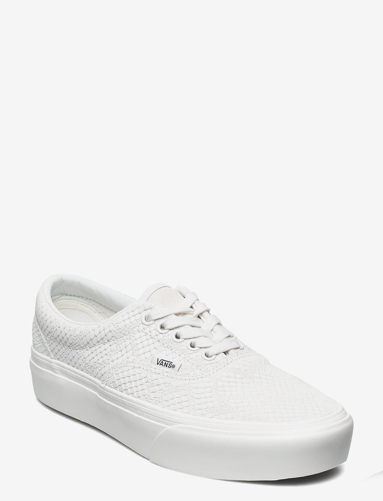VANS - UA Era Platform - lage sneakers - (animal) emboss/blncdblnc - 0