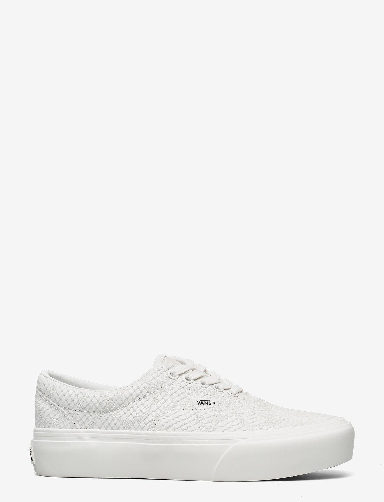 VANS - UA Era Platform - lage sneakers - (animal) emboss/blncdblnc - 1