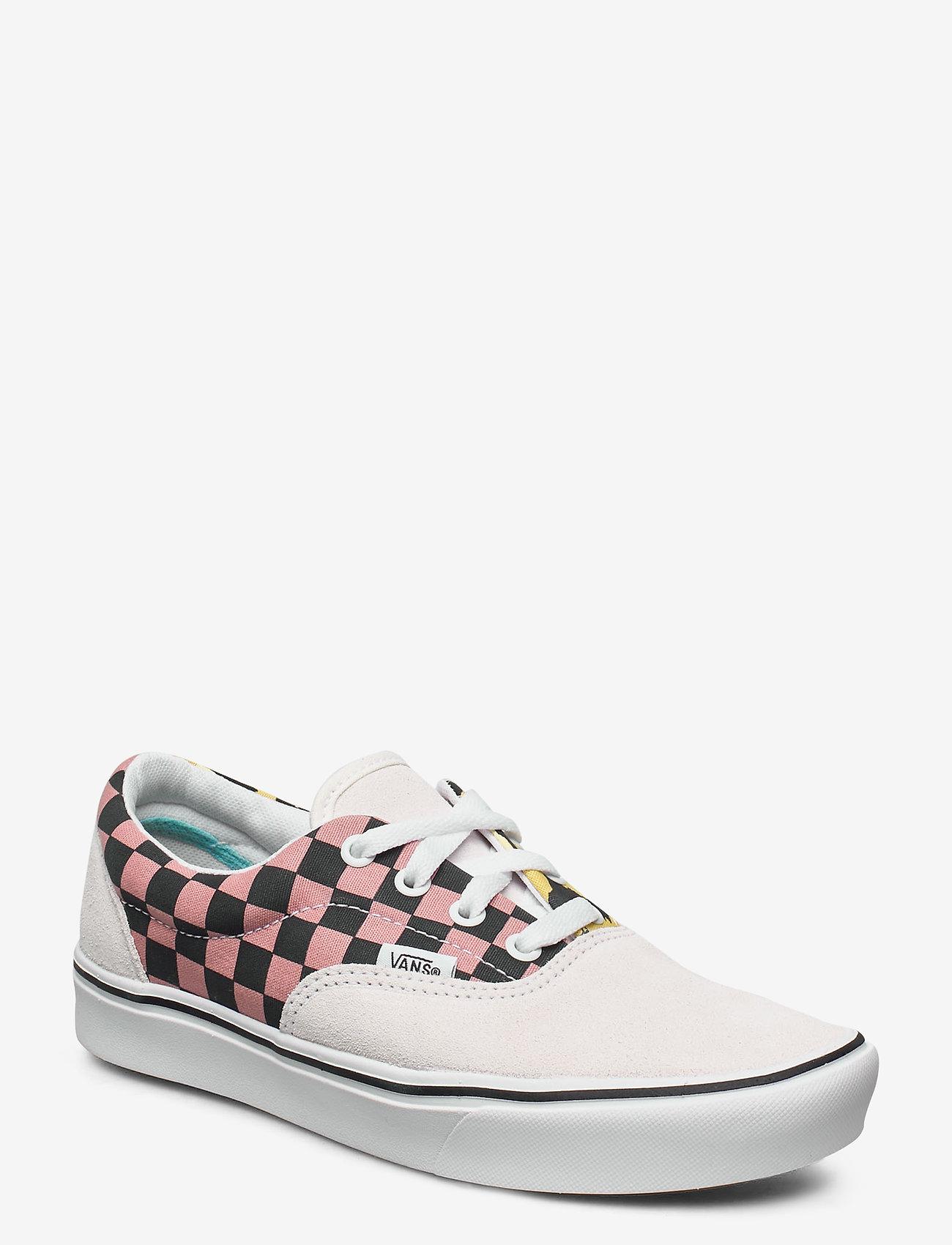 VANS - UA ComfyCush Era - lage sneakers - (mixed media) white/multi - 0