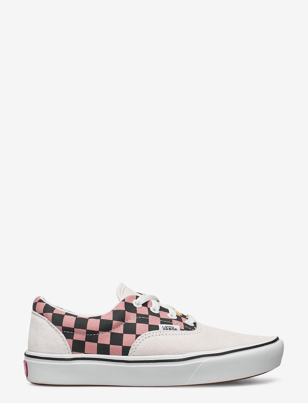 VANS - UA ComfyCush Era - lage sneakers - (mixed media) white/multi - 1