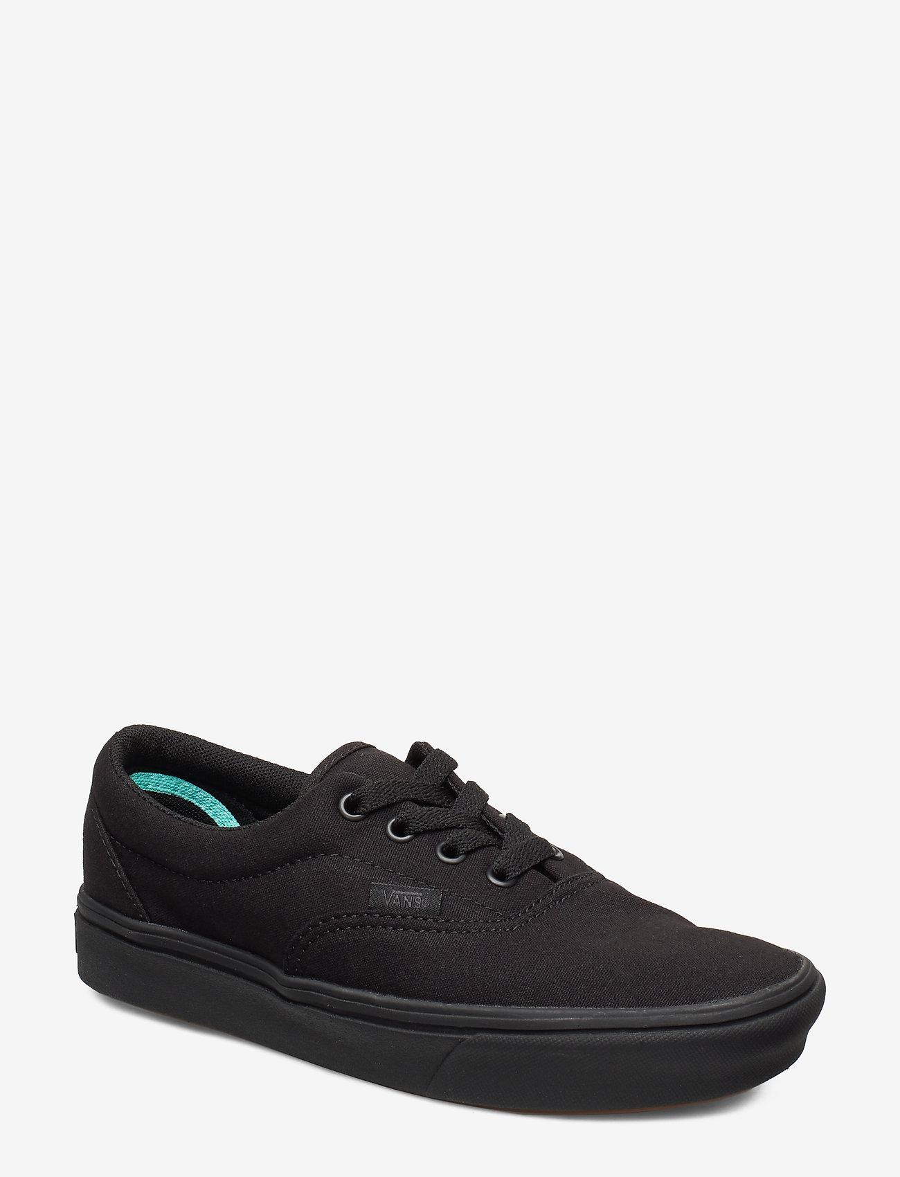 VANS - UA ComfyCush Era - laag sneakers - (classic) black/black - 0