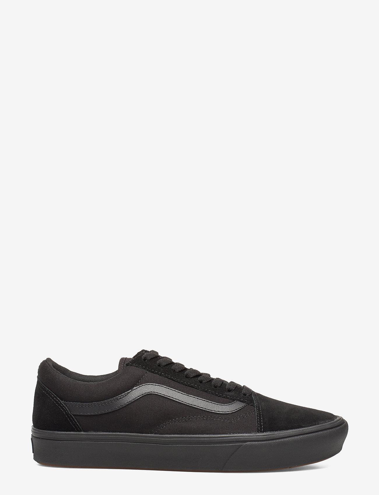 VANS - UA ComfyCush Old Skool - laag sneakers - (classic) black/black - 1
