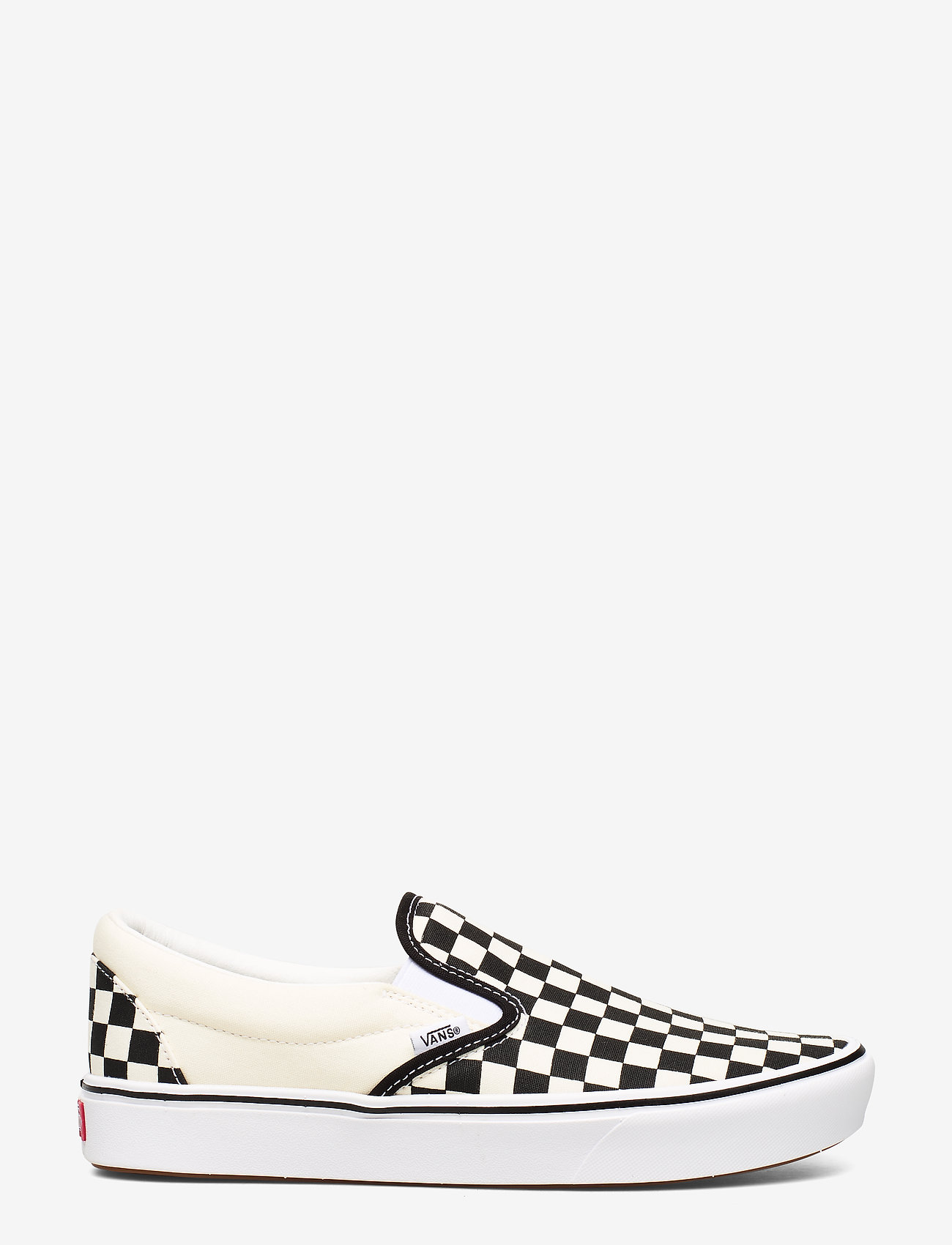VANS - UA ComfyCush Slip-On - slip-on schoenen - (classic) checkerboard/tr - 1