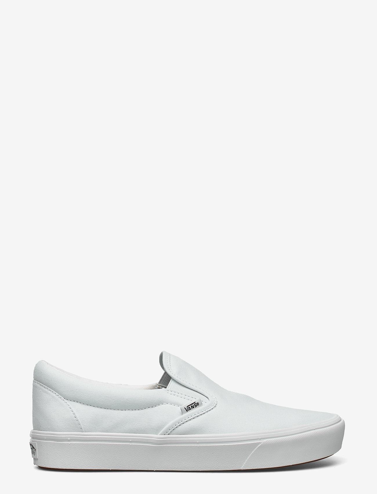 VANS - UA ComfyCush Slip-On - baskets slip-ons - (classic) true white/true - 1