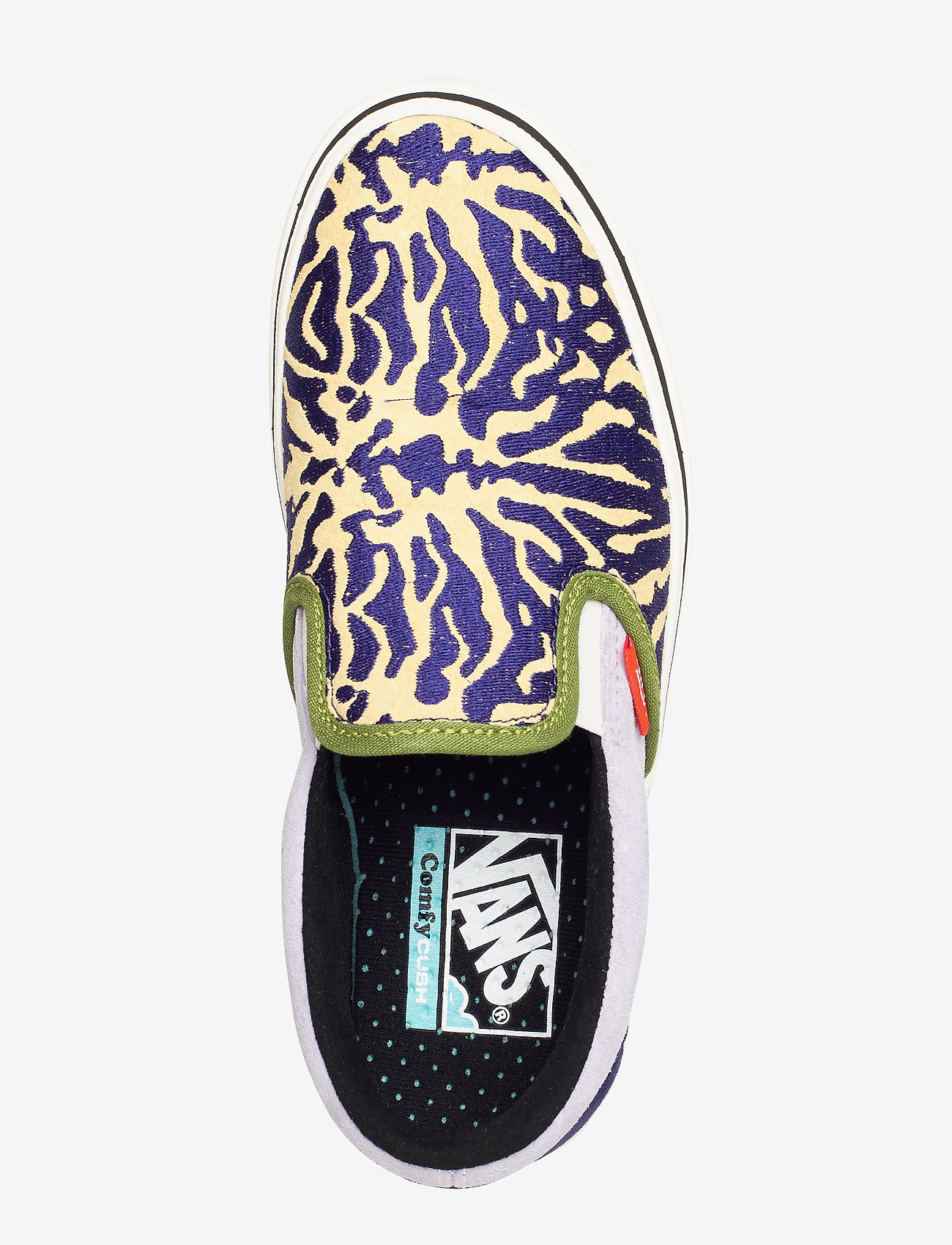 Ua Comfycush Slip-on ((bugs) Blueprint) - VANS
