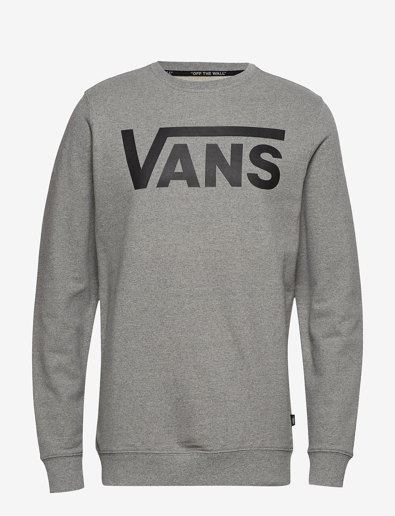 VANS - VANS CLASSIC CREW II - truien - cement heather-black - 0