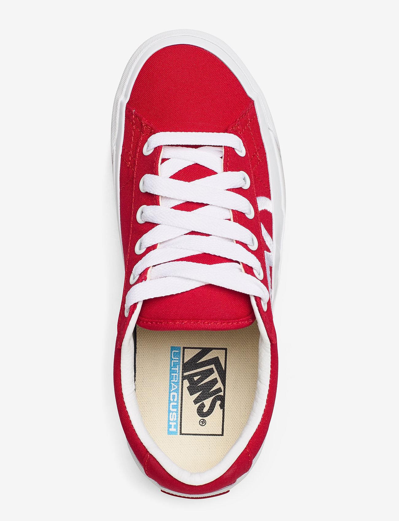 Vans Ua Sid Ni - Sneakers (canvas)racingred/truewht