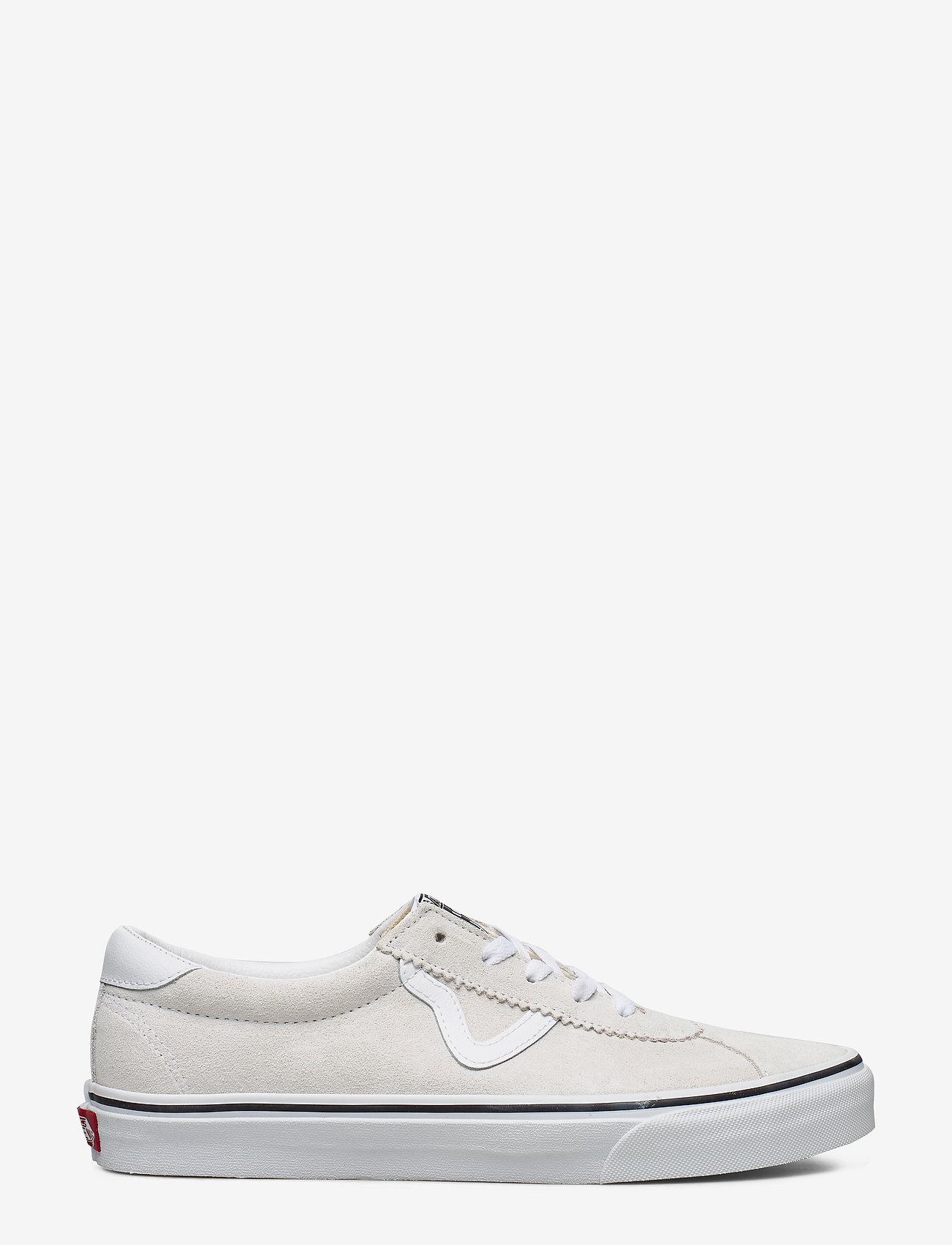 VANS - UA Vans Sport - laag sneakers - (suede) white - 1