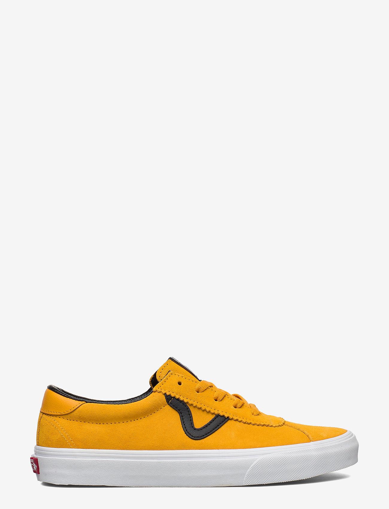 Vans Ua Sport - Sneakers Cadmium Yellow/true White