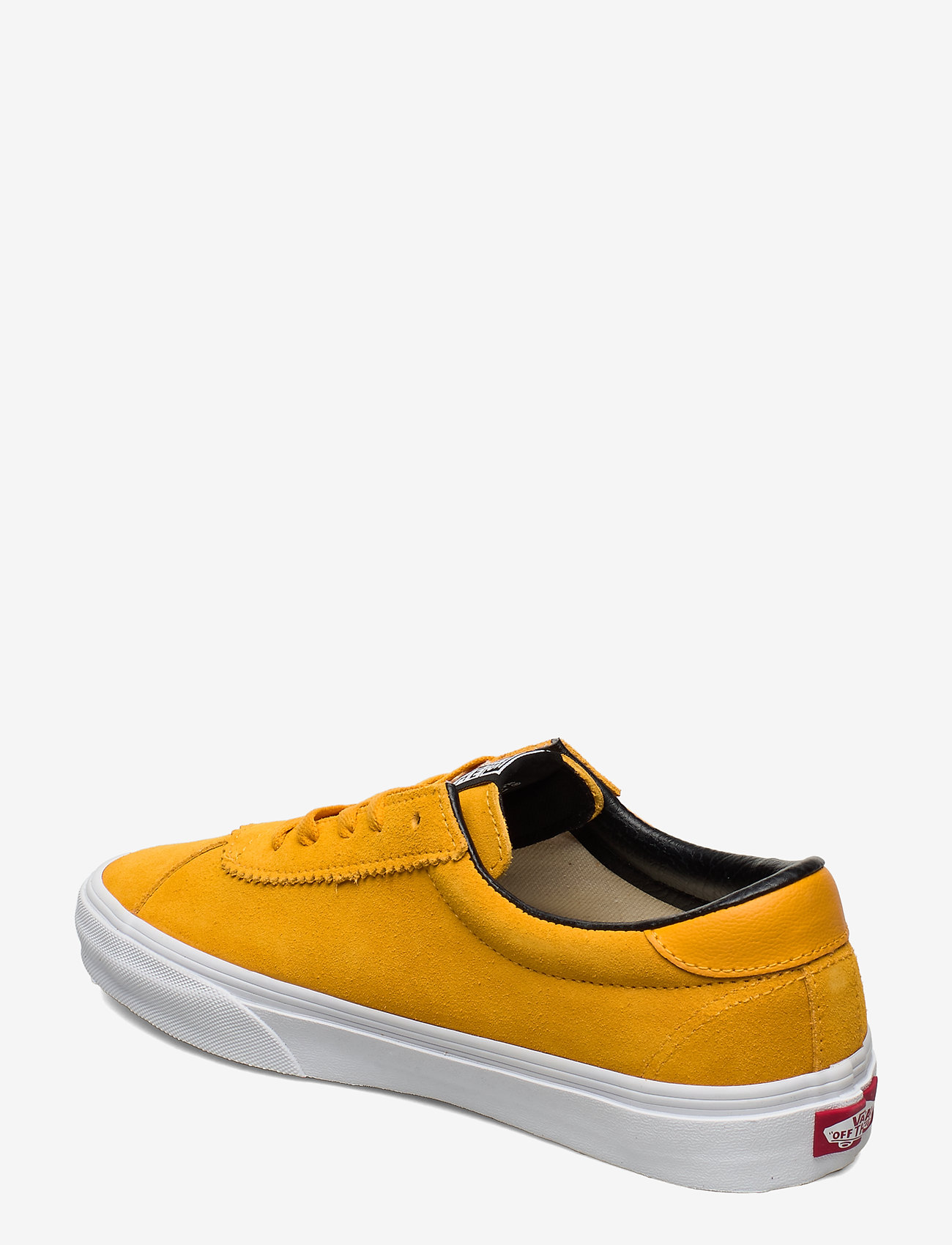 Ua Vans Sport (Cadmium Yellow/true White) - VANS